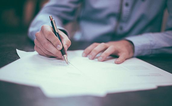 10. Изготвяне на договори